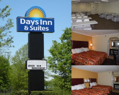 Days Inn & Suites Airport photo collage