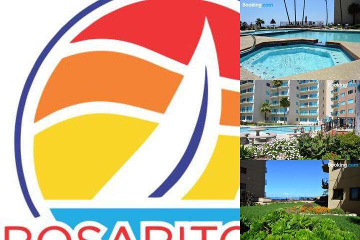 Rosarito Inn Condominium Hotel Suites photo collage