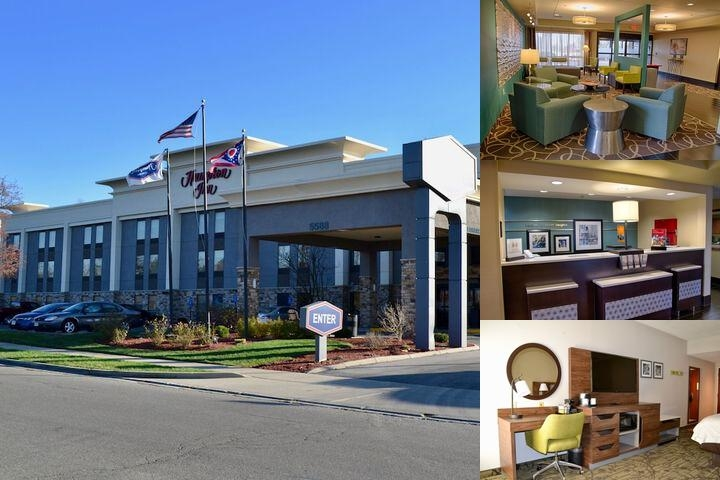 Hampton Inn Huber Heights photo collage