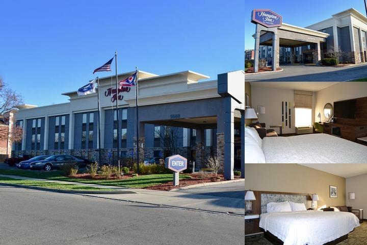Hampton Inn Huber Heights Photo Collage