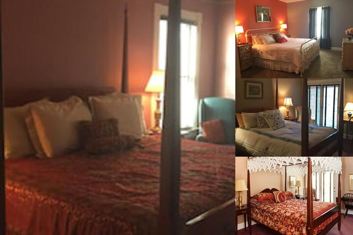 The Henry Clay Inn photo collage