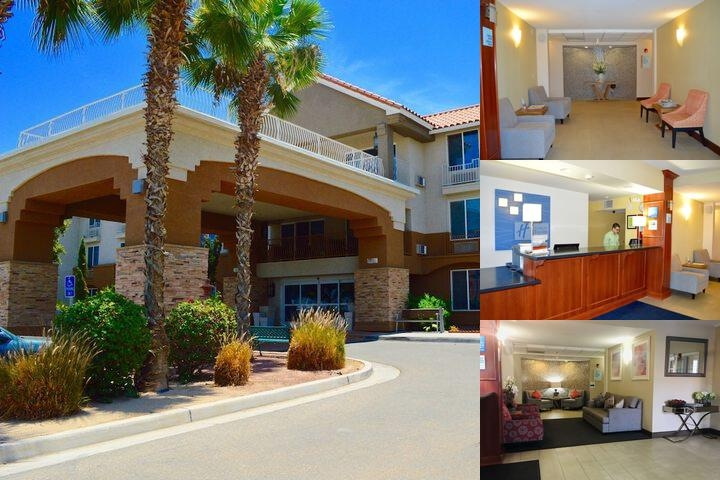 Holiday Inn Express Calexico Ca. photo collage