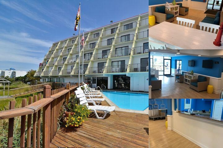 Sea Bay Hotel photo collage