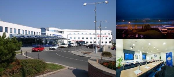 Ramada Airport Hotel Prague photo collage