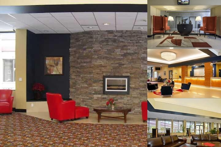 Causeway Bay Lansing Hotel & Convention Cente photo collage