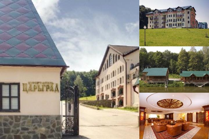 Tzargrad Spas Teshilovo photo collage