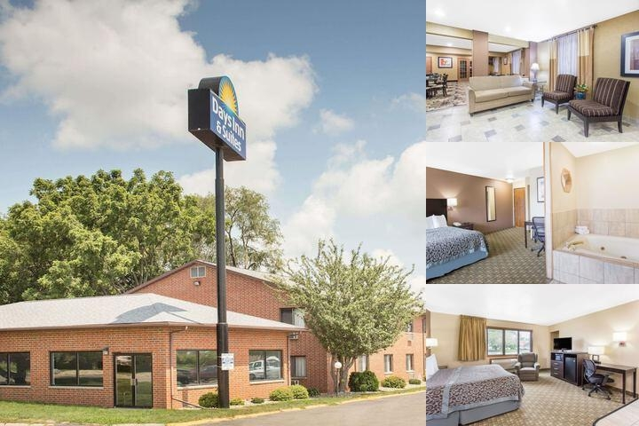 Days Inn & Suites Waterloo photo collage
