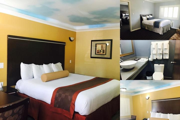 Hollywood Palms Inn & Suites photo collage