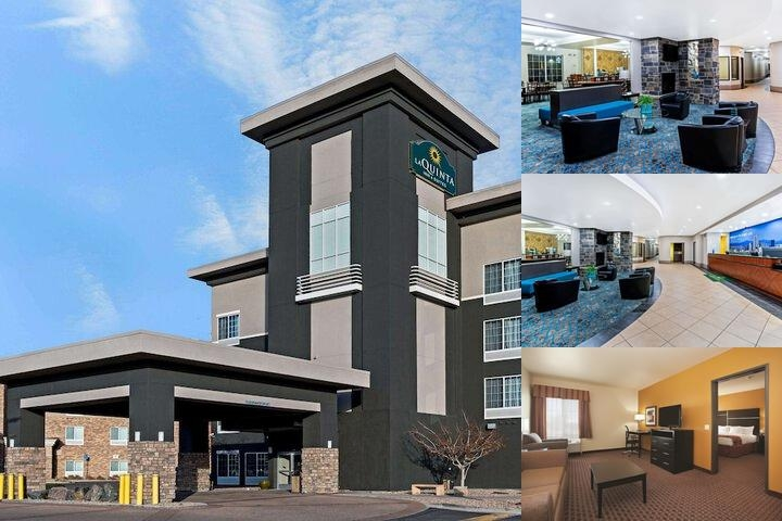 La Quinta Inn & Suites Denver Gateway Park by Wyndham photo collage