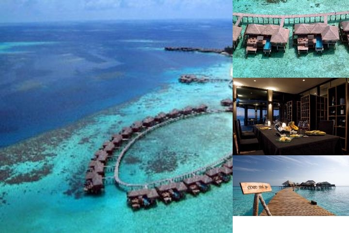 Coco Palm Bodu Hithi photo collage