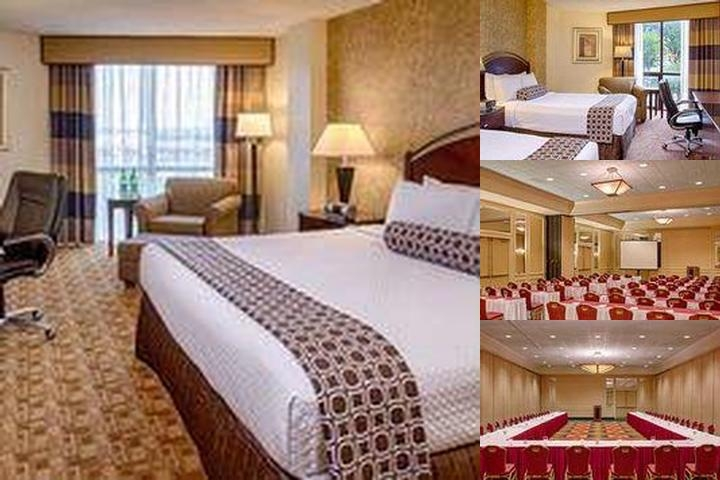 Crowne Plaza Austin photo collage