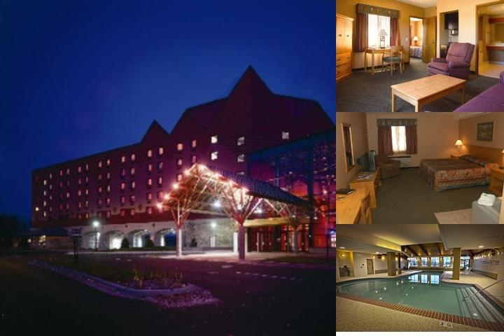 Kewadin Casino Hotel & Convention Center Kewadin Casinos Sault Ste. Marie Mi Offers An On-Site 318 Room Hotel. The St. Ignace Site Also Offers An 81-Room On-Site Hotel.