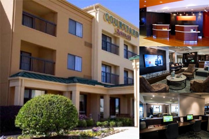 Courtyard by Marriott Shreveport Airport photo collage