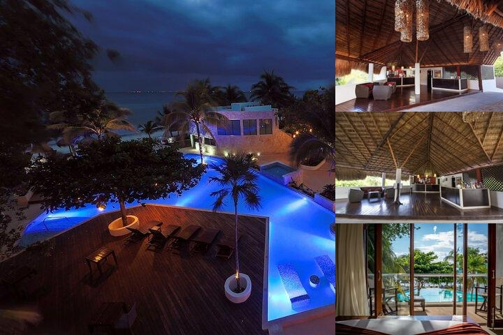 Le Reve Hotel & Spa photo collage