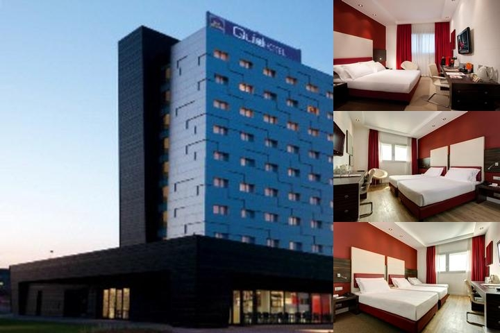 Best Western Plus Quid Hotel Venice Airport photo collage