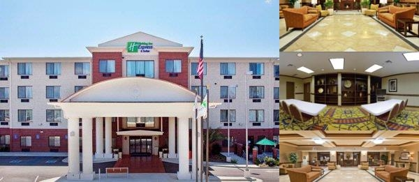 Holiday Inn Express & Suites Ocean Springs photo collage