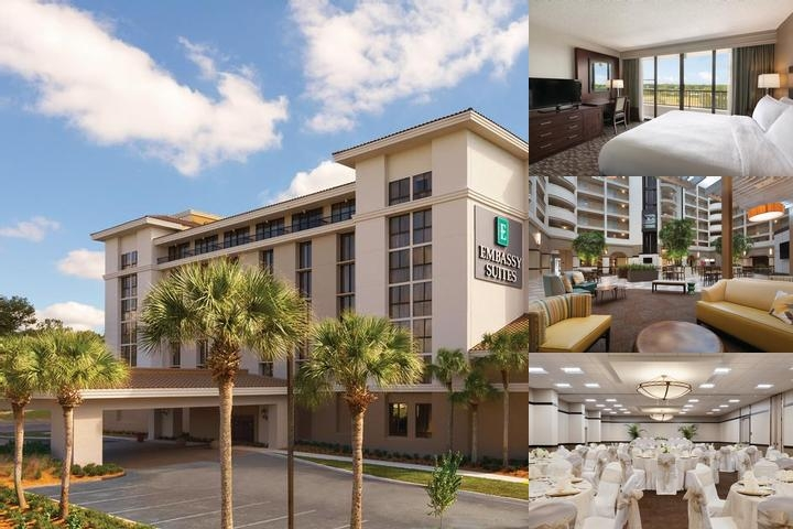 Embassy Suites Jacksonville Baymeadows photo collage