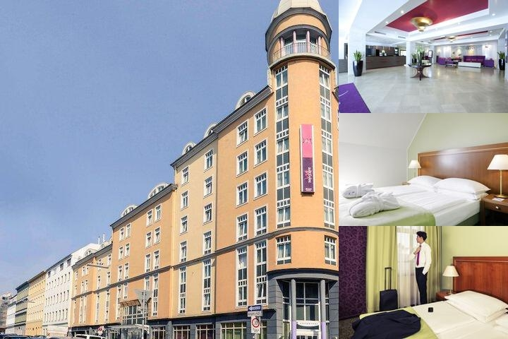 Mercure Wien Westbahnhof photo collage