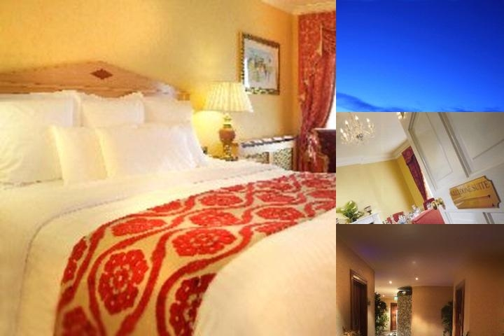 Johnstown House Hotel & Spa photo collage