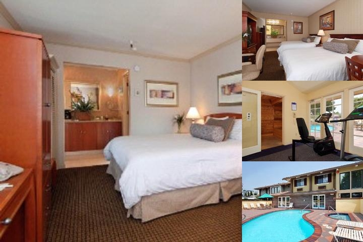 Best Western Plus Mountain View Inn photo collage