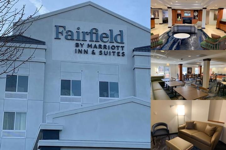Fairfield Inn & Suites Millville / Vineland photo collage