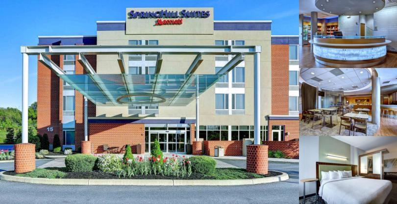 Springhill Suites by Marriott Harrisburg photo collage