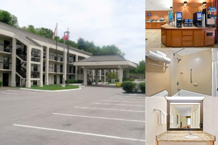 Baymont Inn & Suites Nashville Airport / Briley photo collage