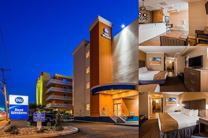Best Western Ocean City Hotel & Suites photo collage