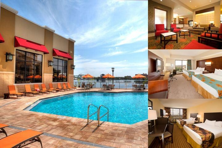 Ramada Plaza by Wyndham Orlando Resort & Suites Intl Drive photo collage