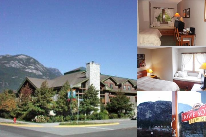 Howe Sound Inn photo collage