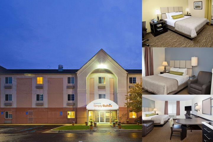 Simply Suites by Sonesta photo collage