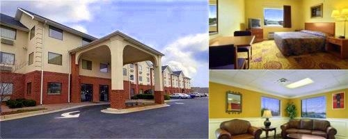Motel 6 Jonesboro photo collage