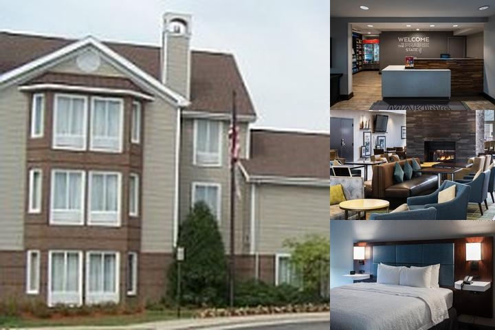 Hampton Inn & Suites Lincolnshire photo collage