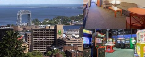 Holiday Inn & Suites Downtown Duluth photo collage