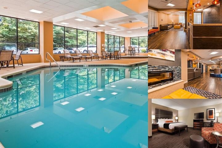 Best Western Plus BWI Airport Hotel Arundel Mills photo collage