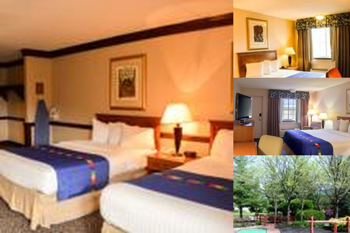 Park Inn by Radisson Harrisburg West photo collage