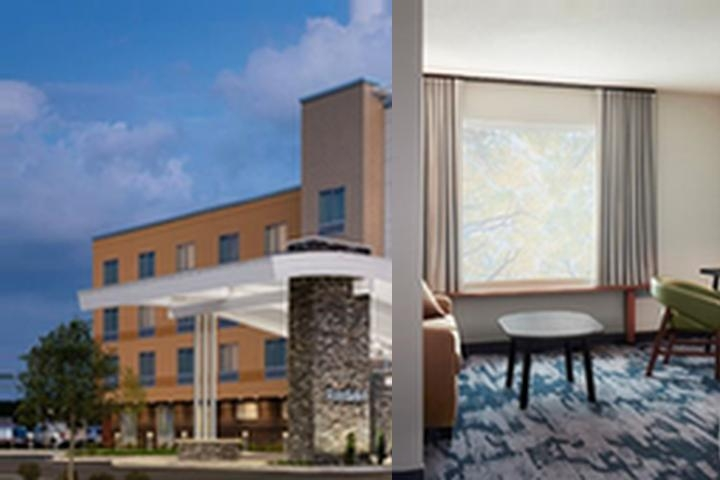 Comfort Inn & Suites Airport / Expo photo collage