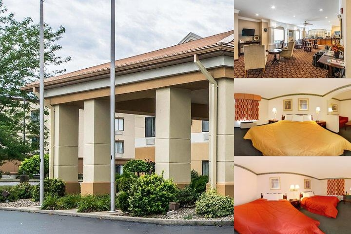 Comfort Inn Evansville photo collage