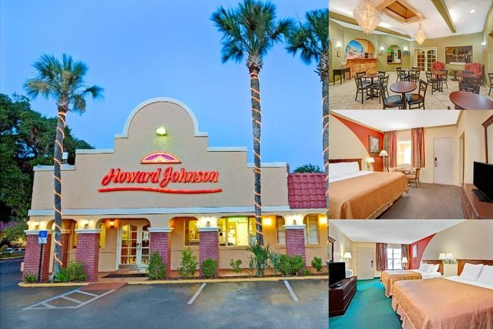 Howard Johnson Inn St Augustine Fl 137 San Marco 32084