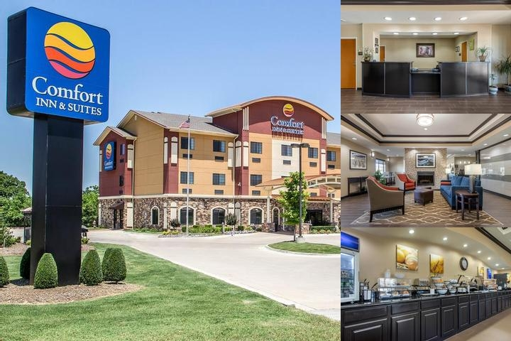 Comfort Inn & Suites Glenpool photo collage