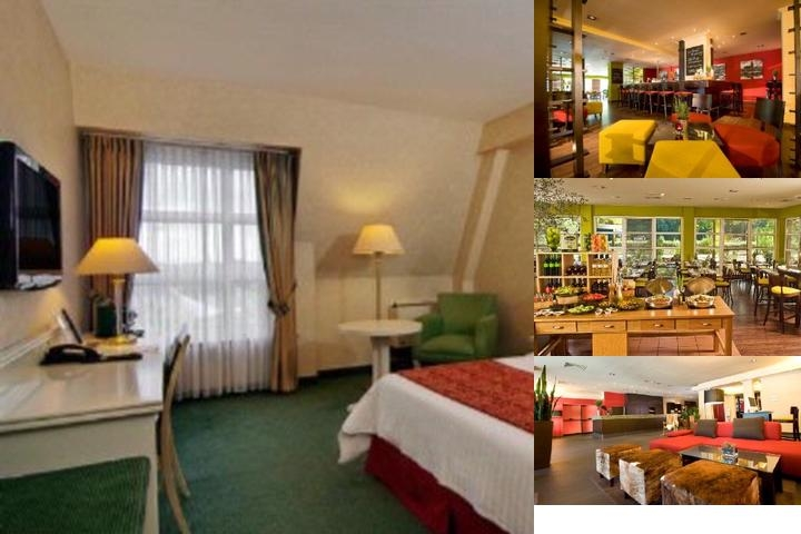 Courtyard by Marriott Regensburg photo collage