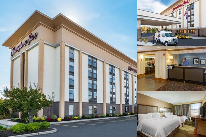 Hampton Inn Buffalo Airport photo collage