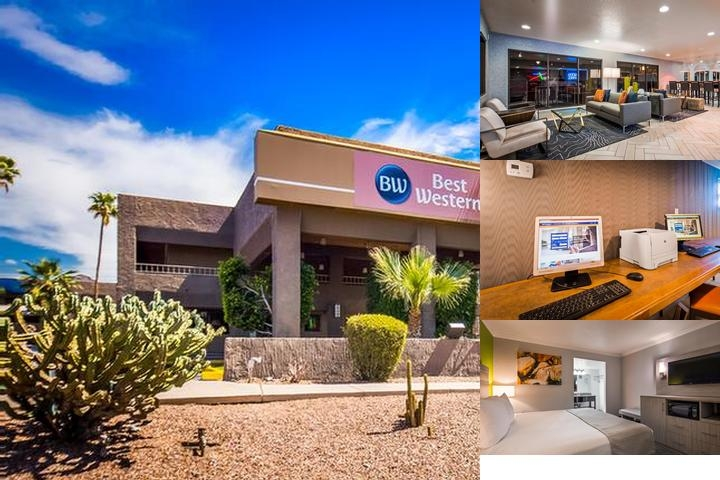 Best Western Innsuites Phoenix Hotel & Suites photo collage