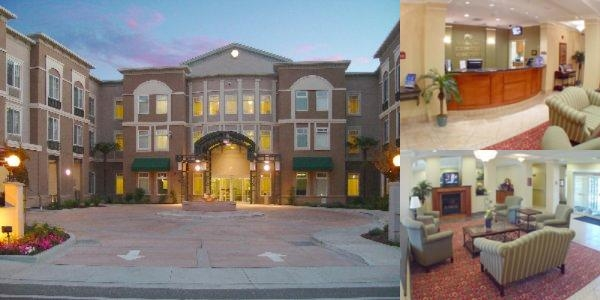 Holiday Inn Express Windsor Sonoma photo collage