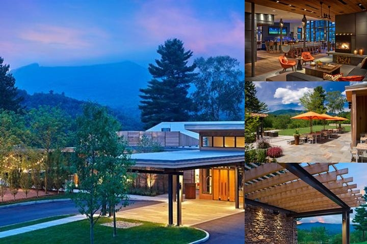 Topnotch Resort & Spa photo collage