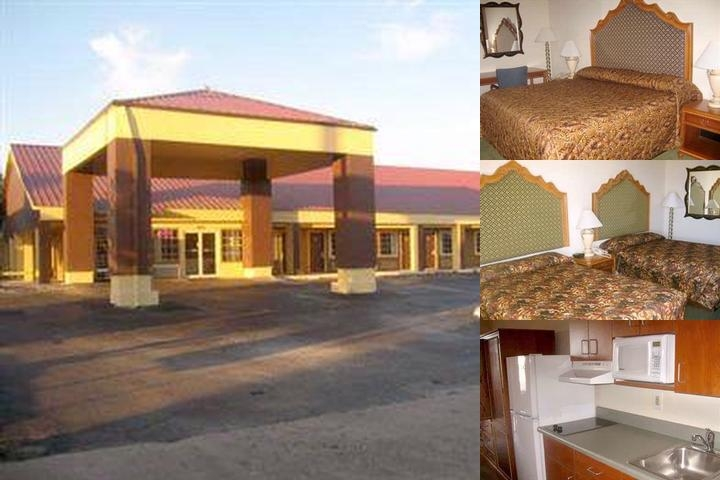 Meridian Extended Stay Hotel photo collage