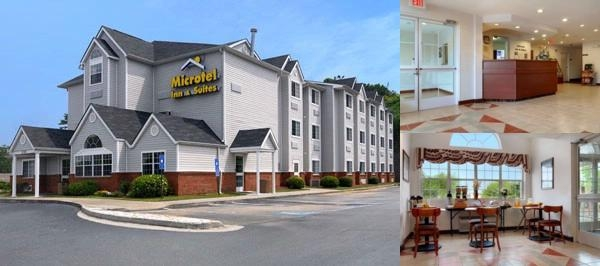 Microtel Inn & Suite photo collage