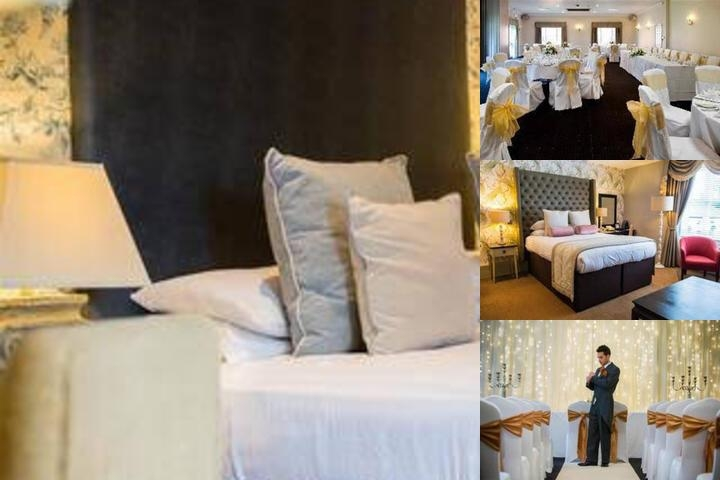 Mercure Milton Keynes Parkside House photo collage