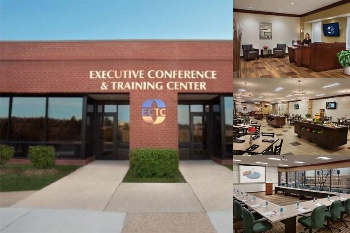 Executive Conference & Training Center photo collage