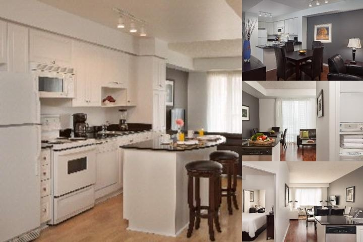 The Rosemont Residences photo collage